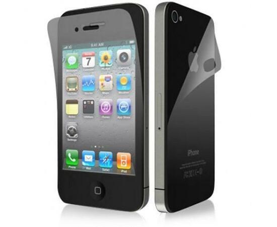 Защитная пленка для iPhone 5 Front+back, фото