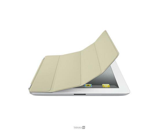 Чехол для iPad 2/3/4 Apple Smart Cover (Cream), фото