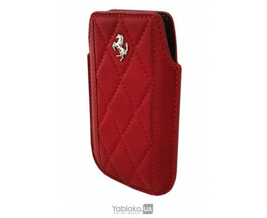 Чехол для iPhone 4/4S CG Mobile Ferrari Maranello (Red), фото