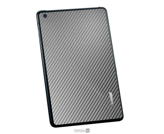Защитная пленка для iPad mini/Retina SGP Premium Protective Cover Skin Carbon White (SGP10067), фото