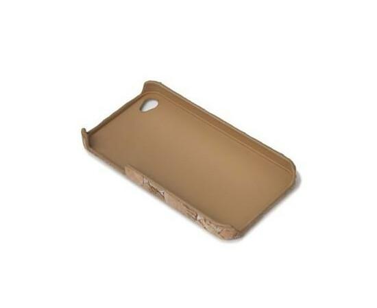 Чехол для iPhone 4/4S Case-Mate Lisboa (Cork Silver), фото , изображение 2