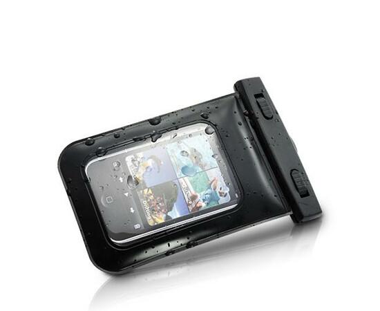 Чехол-сумка водонепроницаемая IPx8 для iPhone/iPod (Black), фото , изображение 2