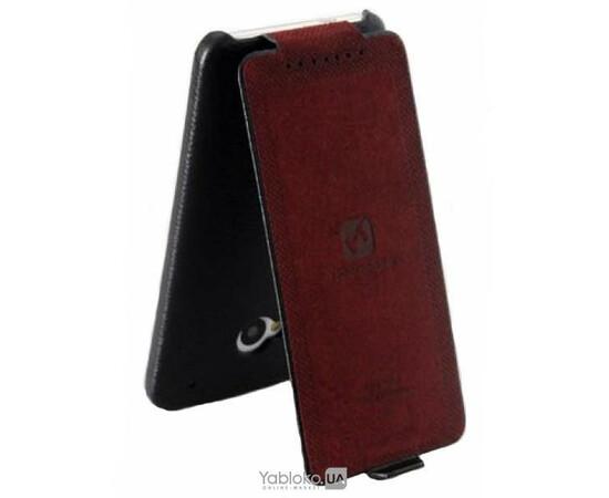 Чехол для HTC One HOCO Leather Case (Black), фото , изображение 2