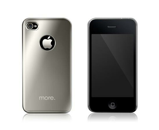 Чехол для iPhone 4/4S More-Things Noel collection (Silver), фото , изображение 2