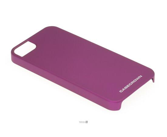 Чехол для iPhone 5/5S/SE CaseCrown Glider Case (Purple), фото , изображение 2