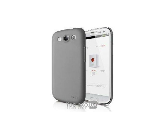 Чехол для Galaxy S3 Elago G5 Slim Fit Case (Gray), фото