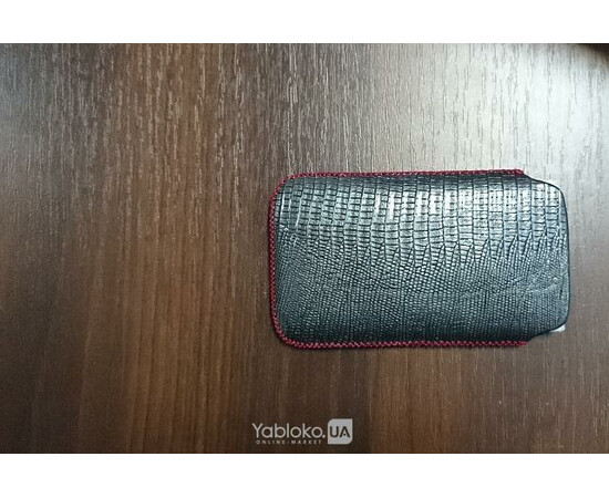 Чехол для iPhone 4/4S (Black/Red), фото , изображение 2