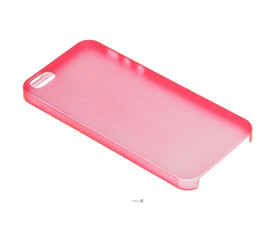 Чехол для iPhone 5/5S/SE Colorful Slim Series 0.3 mm (Red), фото , изображение 2