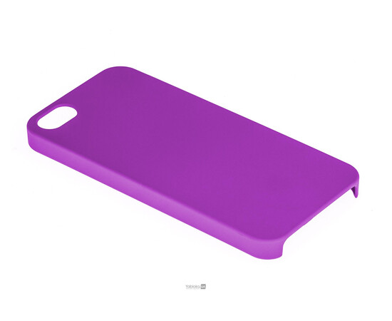 Чехол для iPhone 5/5S/SE KaysCase Slim hard shell (Purple), фото , изображение 2