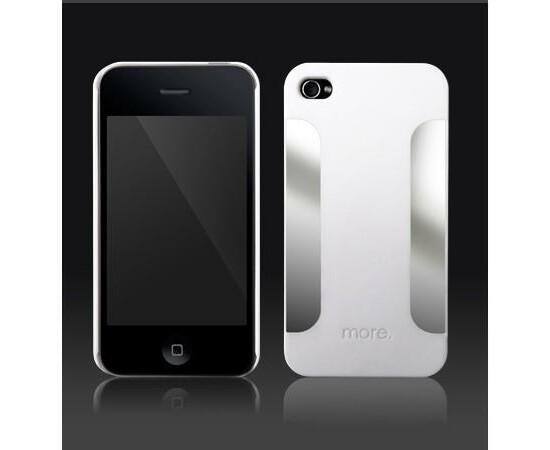 Чехол для iPhone 4/4S More Para Blaze Collection (White), фото