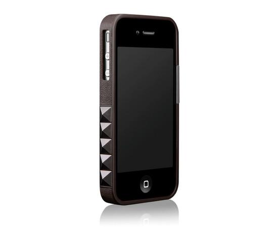 Чехол-бампер для iPhone 4/4S More-Thing Glam Rocka (Black), фото , изображение 2