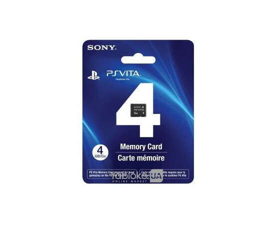 Sony PS Vita Memory Card 4Gb, фото