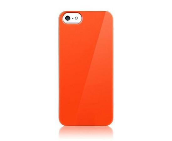 Чехол для iPhone 5/5S/SE More Granite Collection Ultra slim (Tangerine), фото