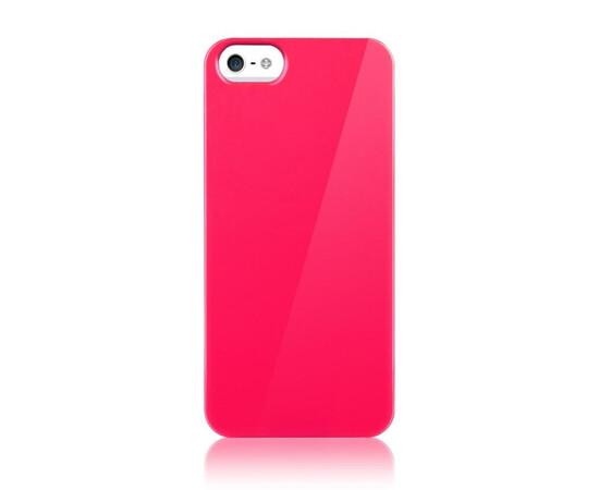 Чехол для iPhone 5/5S/SE More Granite Collection Ultra slim (Pink), фото