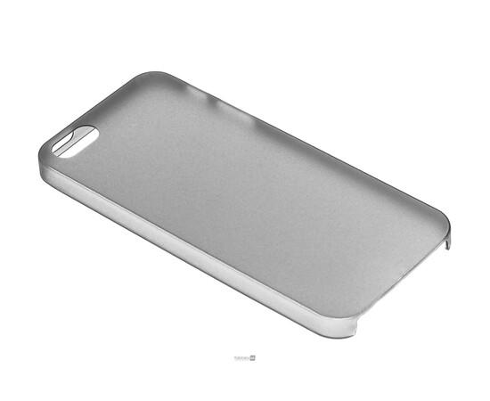 Чехол для iPhone 5/5S/SE Colorful Slim Series 0.3 mm (Grey), фото , изображение 2