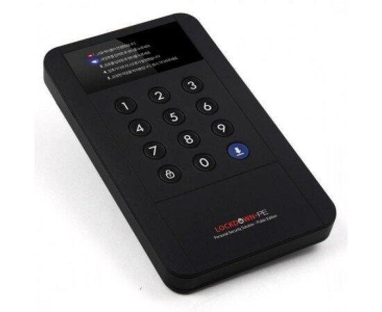 Карман для HDD SkyDigital Ezsave LockDown PE, фото , изображение 2
