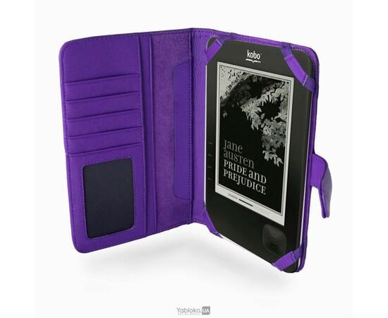 Чехол для Amazon Kindle 4 Touch Navitech (Purple), фото