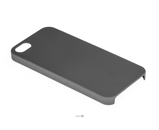 Чехол для iPhone 5/5S/SE KaysCase Slim hard shell (Smoked), фото , изображение 2