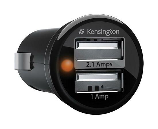 Автозарядка Kensington PowerBolt для iPad/iPhone/iPod, фото , изображение 2