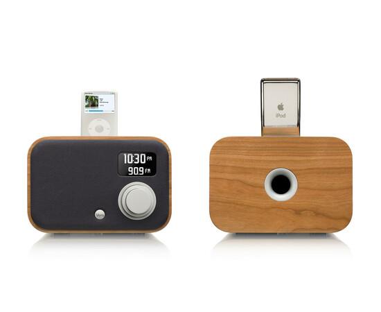 Акустическая система Vers 1.5R iPod Clock Radio (White Piano), фото , изображение 2