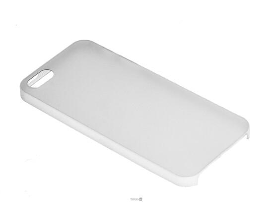 Чехол для iPhone 5/5S/SE Colorful Slim Series 0.3 mm (White), фото , изображение 2