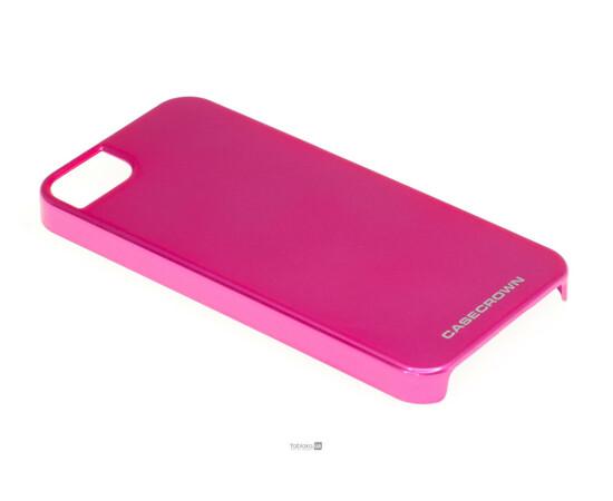Чехол для iPhone 5/5S/SE CaseCrown Glider Case (Pink), фото , изображение 2