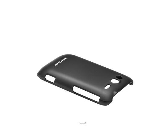Чехол для HTC Wildfire S Nillkin Super Shield (Black), фото , изображение 2