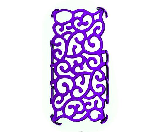Чехол для  iPhone 5/5S/SE ProtectiveCase (Purple), фото