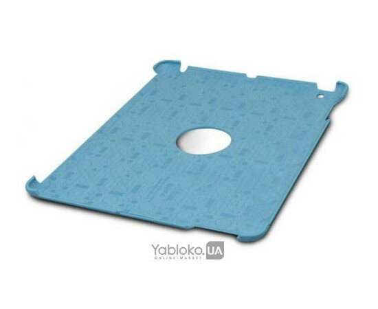 Чехол для iPad2/3/4 ZENUS Synthetic leather Smart Match Back Cover (Blue), фото