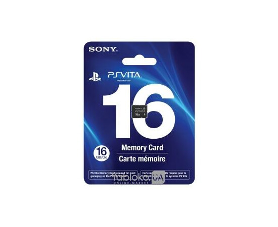 Sony PS Vita Memory Card 16GB, фото