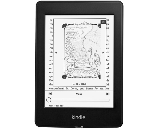 Amazon Kindle Paperwhite (2013), фото