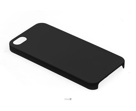 Чехол для iPhone 5/5S/SE KaysCase Slim hard shell (Black), фото , изображение 2