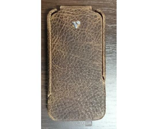 Чехол Vaja Limited Edition Mamut Suela Leather Case для iPhone 4\4S, фото , изображение 2