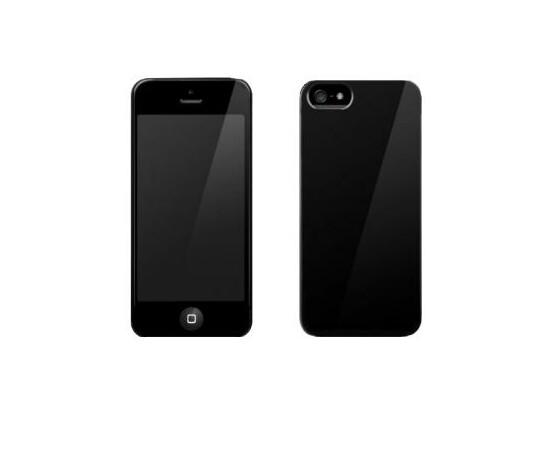 Чехол для iPhone 5/5S/SE More Granite Collection Ultra slim (Black), фото