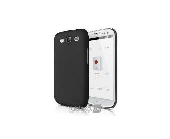 Чехол для Galaxy S3 Elago G5 Slim Fit Case (Black), фото
