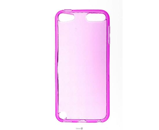 Чехол для iPod Touch 5G Evecase Solar Gel Flexible Cover Case (Pink), фото