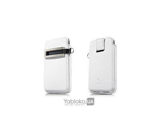 Чехол для iPhone 4/4S Capdase Smart Pocket Callid (White), фото , изображение 2