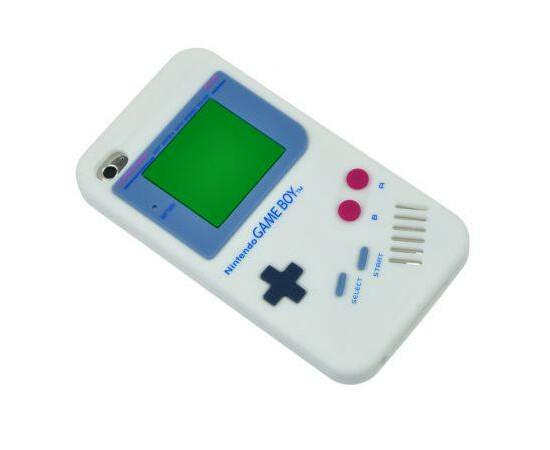 Чехол для iPhone 4 Nintendo Game Boy (Blue), фото , изображение 2