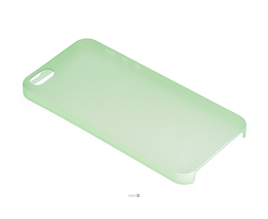 Чехол для iPhone 5/5S Colorful Slim Series 0.3 mm (Green), фото , изображение 2