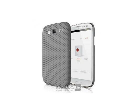 Чехол для Galaxy S3 Elago G5 Breathe Case Soft Feeling Jean (Gray), фото