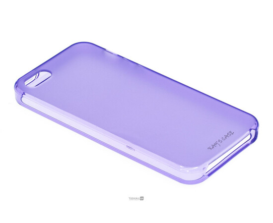 Чехол для iPhone 5/5S/SE KaysCase SoftSkin (Purple), фото , изображение 2