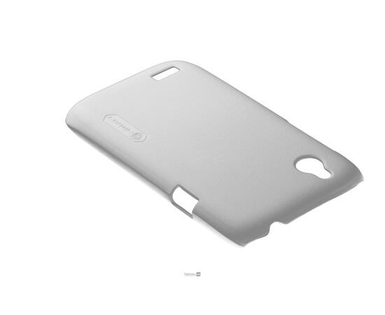 Чехол для HTC Desire V Nillkin Super Shield (White), фото , изображение 2