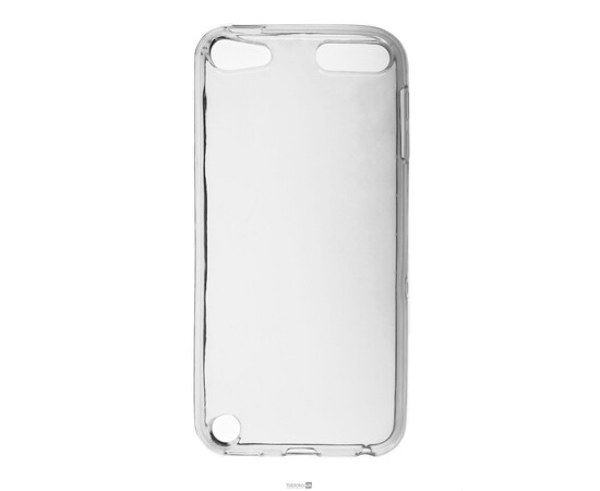 Чехол для iPod Touch 5G Evecase Solar Gel Flexible Cover Case (Clear), фото