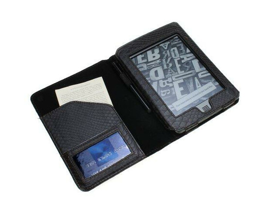 Чехол для Amazon Kindle touch JKase (Black), фото , изображение 2