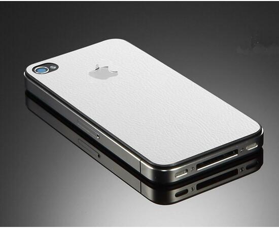Защитная пленка для iPhone 4/4S SGP Skin Guard (White) SGP06770, фото , изображение 3