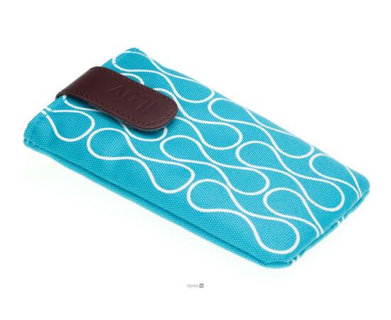 Чехол для iPhone 5/5S/SE iLuv Parasol Smart Cover Up (Teal), фото , изображение 3