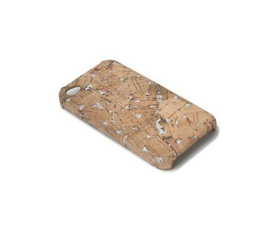 Чехол для iPhone 4/4S Case-Mate Lisboa (Cork Silver), фото , изображение 3