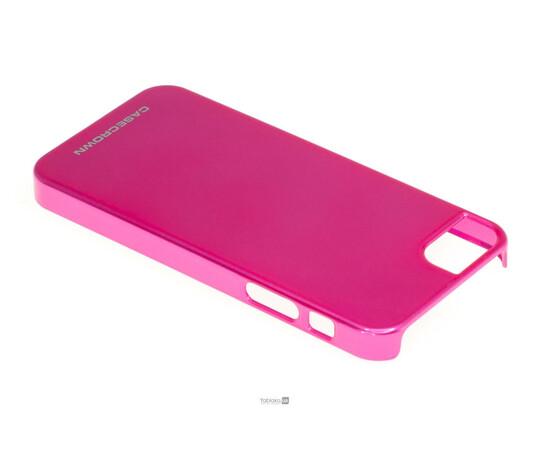 Чехол для iPhone 5/5S/SE CaseCrown Glider Case (Pink), фото , изображение 3