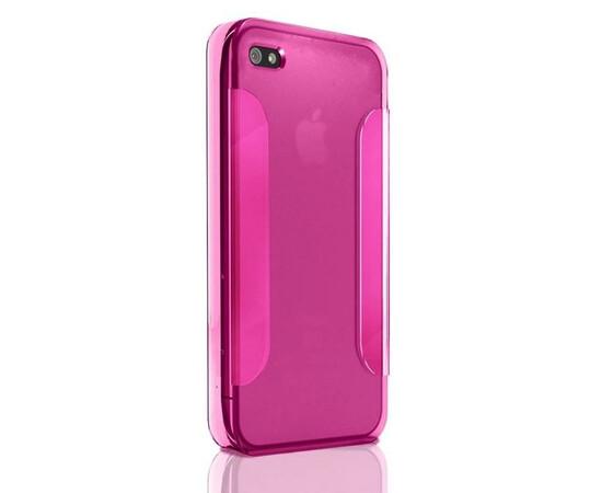 Чехол для iPhone 4/4S More-Thing Para Collection (Pink), фото , изображение 2