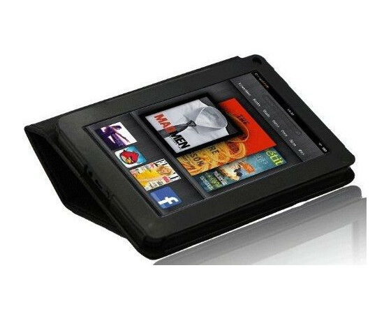Чехол для Amazon Kindle Fire Splash Safari (Black), фото , изображение 3